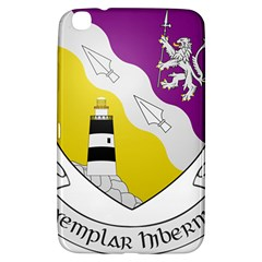 County Wexford Coat of Arms  Samsung Galaxy Tab 3 (8 ) T3100 Hardshell Case