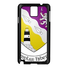 County Wexford Coat of Arms  Samsung Galaxy Note 3 N9005 Case (Black)