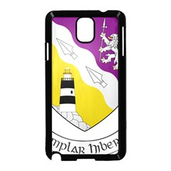 County Wexford Coat of Arms  Samsung Galaxy Note 3 Neo Hardshell Case (Black)