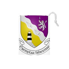 County Wexford Coat of Arms  Drawstring Pouches (Small)