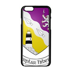 County Wexford Coat of Arms  Apple iPhone 6/6S Black Enamel Case