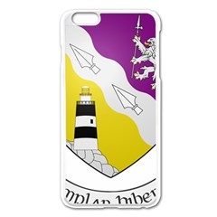 County Wexford Coat of Arms  Apple iPhone 6 Plus/6S Plus Enamel White Case
