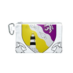 County Wexford Coat of Arms  Canvas Cosmetic Bag (S)