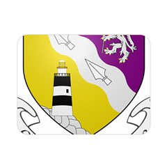 County Wexford Coat of Arms  Double Sided Flano Blanket (Mini)