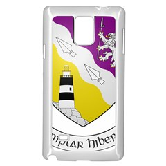 County Wexford Coat of Arms  Samsung Galaxy Note 4 Case (White)