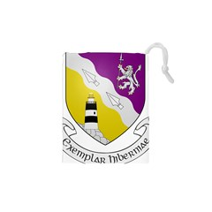 County Wexford Coat of Arms  Drawstring Pouches (XS)
