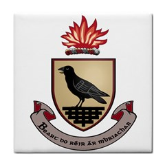 County Dublin Coat of Arms  Tile Coasters