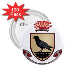 County Dublin Coat of Arms  2.25  Buttons (100 pack)