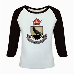 County Dublin Coat of Arms  Kids Baseball Jerseys