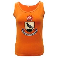 County Dublin Coat of Arms  Women s Dark Tank Top