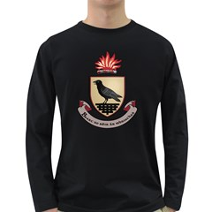 County Dublin Coat of Arms  Long Sleeve Dark T-Shirts