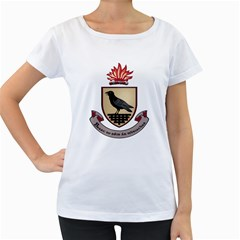 County Dublin Coat of Arms  Women s Loose-Fit T-Shirt (White)