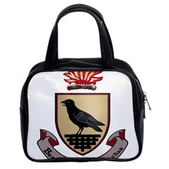County Dublin Coat of Arms  Classic Handbags (2 Sides)