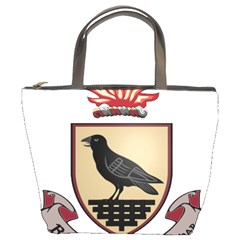 County Dublin Coat of Arms  Bucket Bags