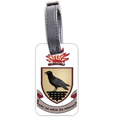 County Dublin Coat of Arms  Luggage Tags (One Side)