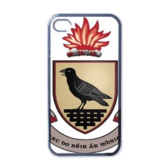 County Dublin Coat of Arms  Apple iPhone 4 Case (Black)