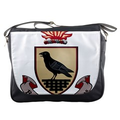 County Dublin Coat of Arms  Messenger Bags