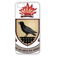 County Dublin Coat of Arms  Apple Seamless iPhone 5 Case (Clear)