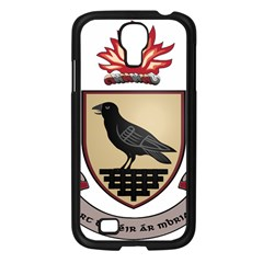 County Dublin Coat of Arms  Samsung Galaxy S4 I9500/ I9505 Case (Black)