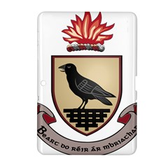 County Dublin Coat of Arms  Samsung Galaxy Tab 2 (10.1 ) P5100 Hardshell Case