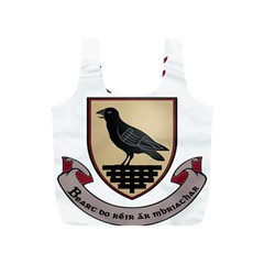 County Dublin Coat of Arms  Full Print Recycle Bags (S)