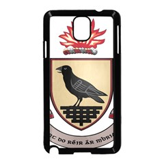 County Dublin Coat of Arms  Samsung Galaxy Note 3 Neo Hardshell Case (Black)