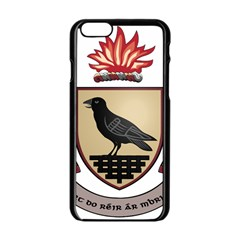 County Dublin Coat of Arms  Apple iPhone 6/6S Black Enamel Case