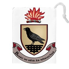 County Dublin Coat of Arms  Drawstring Pouches (XXL)