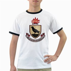 County Dublin Coat of Arms  Ringer T-Shirts