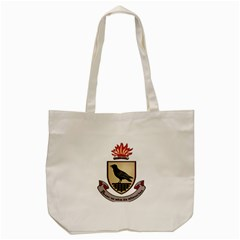 County Dublin Coat of Arms  Tote Bag (Cream)