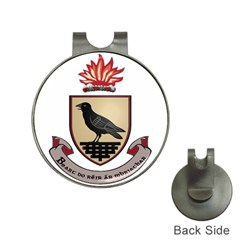County Dublin Coat of Arms  Hat Clips with Golf Markers