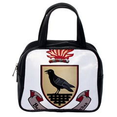 County Dublin Coat of Arms  Classic Handbags (One Side)