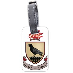 County Dublin Coat of Arms  Luggage Tags (Two Sides)