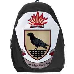 County Dublin Coat of Arms  Backpack Bag