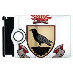 County Dublin Coat of Arms  Apple iPad 3/4 Flip 360 Case