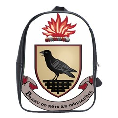 County Dublin Coat of Arms  School Bags (XL)