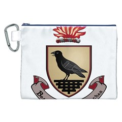 County Dublin Coat of Arms  Canvas Cosmetic Bag (XXL)