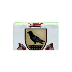 County Dublin Coat of Arms  Cosmetic Bag (XS)