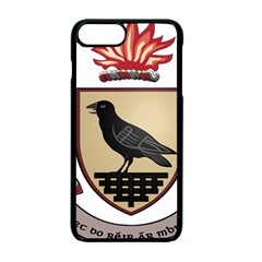 County Dublin Coat of Arms  Apple iPhone 7 Plus Seamless Case (Black)