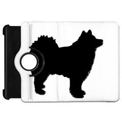 Finnish Lapphund Silhouette Black Kindle Fire HD 7