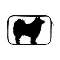 Finnish Lapphund Silhouette Black Apple iPad Mini Zipper Cases