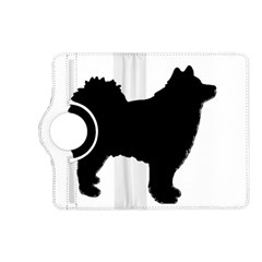 Finnish Lapphund Silhouette Black Kindle Fire HD (2013) Flip 360 Case