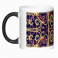 Tribal Ornate Pattern Morph Mugs