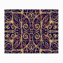Tribal Ornate Pattern Small Glasses Cloth (2-Side)