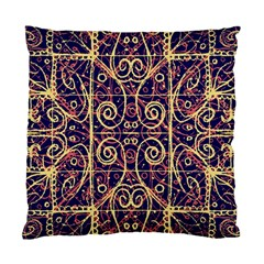 Tribal Ornate Pattern Standard Cushion Case (Two Sides)