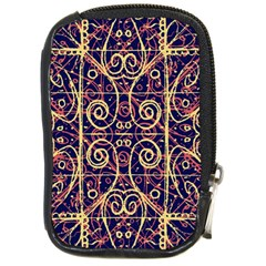 Tribal Ornate Pattern Compact Camera Cases