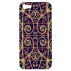 Tribal Ornate Pattern Apple iPhone 5 Hardshell Case