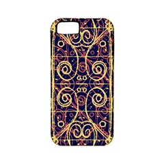 Tribal Ornate Pattern Apple iPhone 5 Classic Hardshell Case (PC+Silicone)