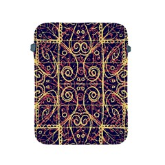 Tribal Ornate Pattern Apple iPad 2/3/4 Protective Soft Cases