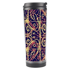 Tribal Ornate Pattern Travel Tumbler